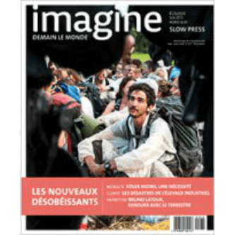 Couverture Imagine demain le monde n°127