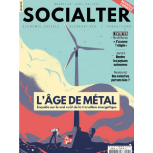 Couverture Socialter n°28